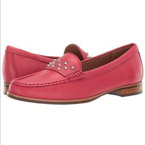 Driver Club USA Loafer coral pink Size 6